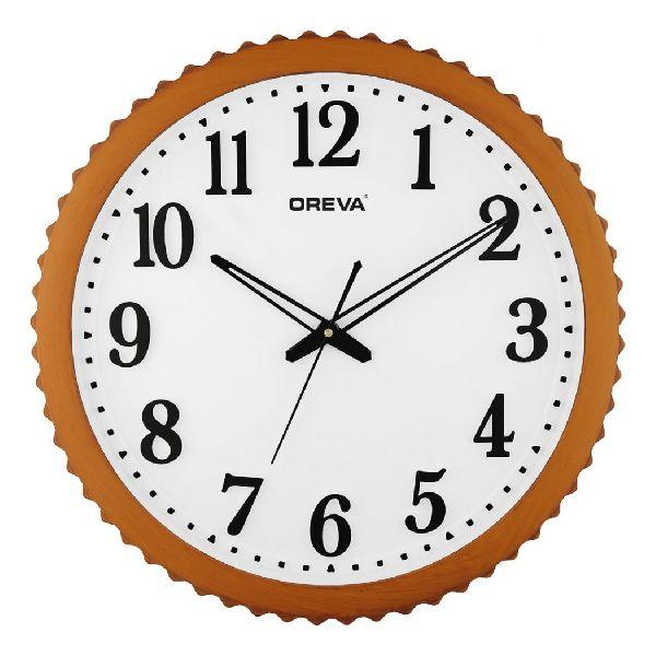 AQ 6347 SS Premium Analog Clock