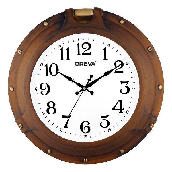 AQ 6367 SS Premium Analog Clock
