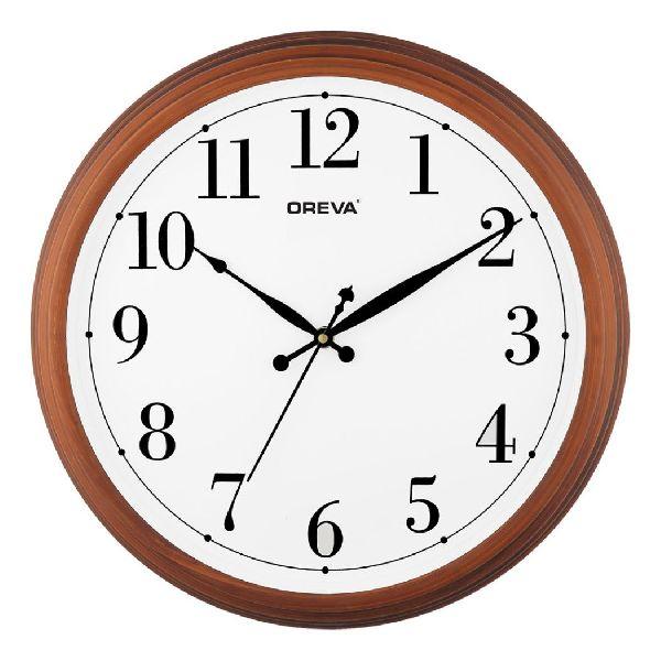 AQ 6497 SS Premium Analog Clock