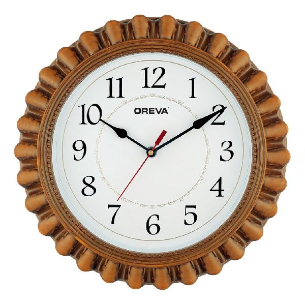 AQ 6507 Fancy Analog Clock