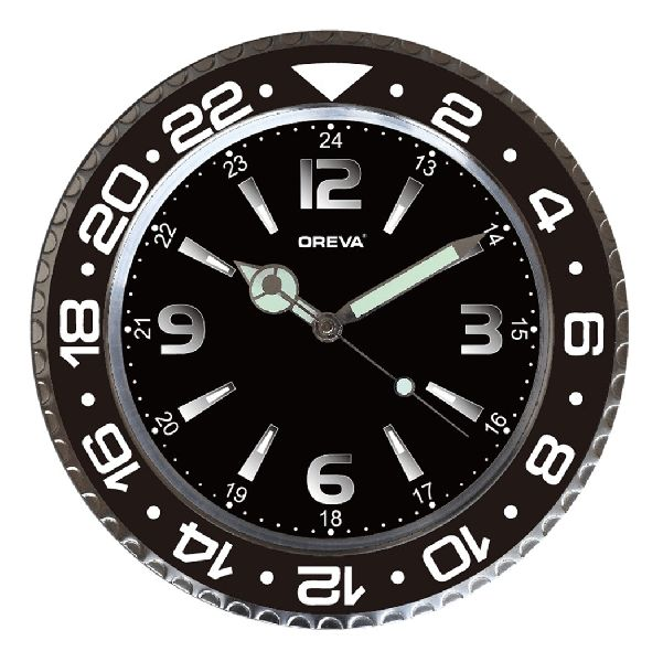 AQ 9017 Metal Analog Clock