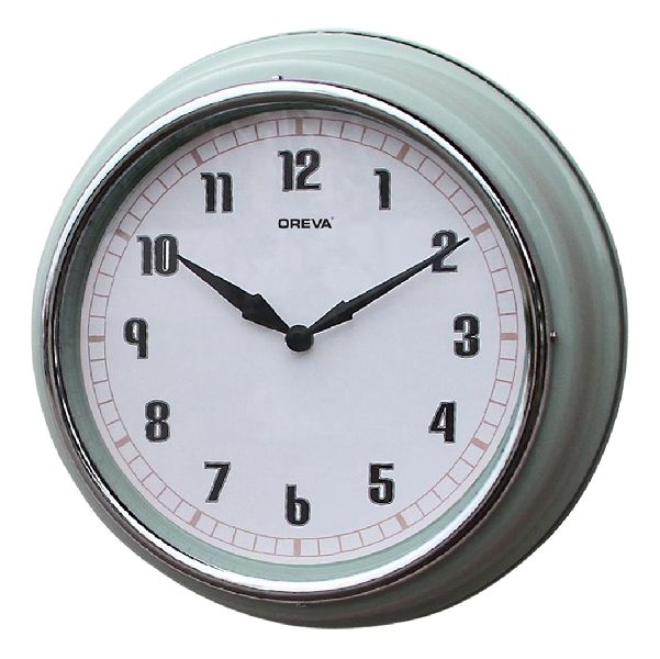 AQ 9027 Metal Analog Clock