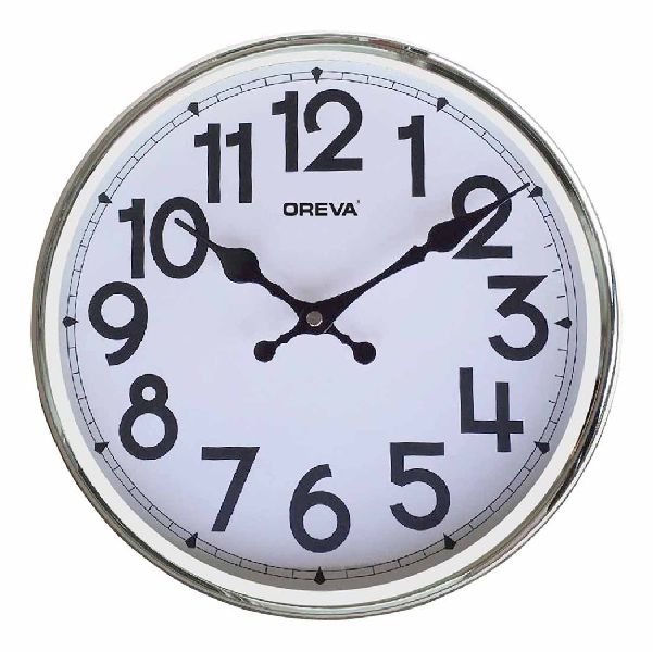 AQ 9047 Metal Analog Clock