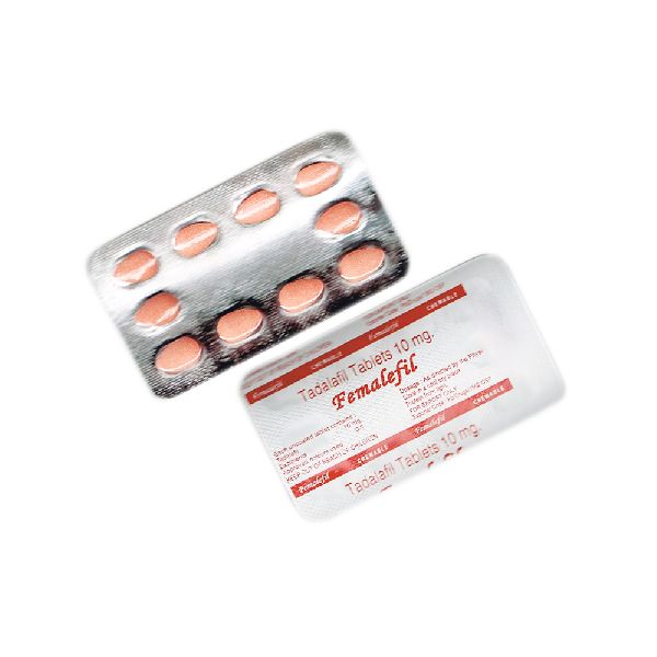 Femalefil 10mg Tablets (Tadalafil 10mg)