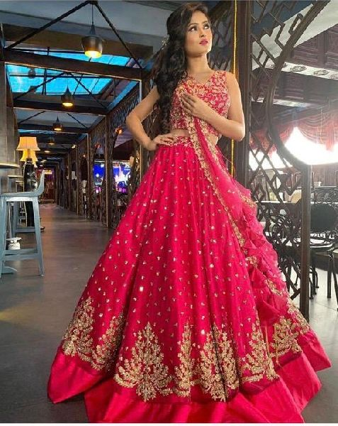 L-44 Lehenga Dress