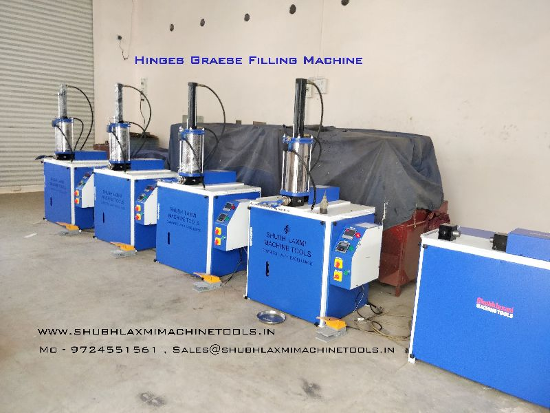 Hinges Grease Filling Machine 12