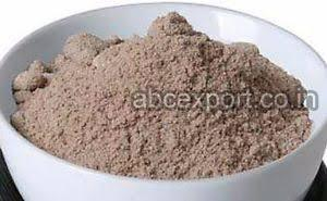 Black Rock Salt Powder