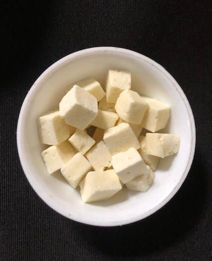 Freeze Dried Paneer
