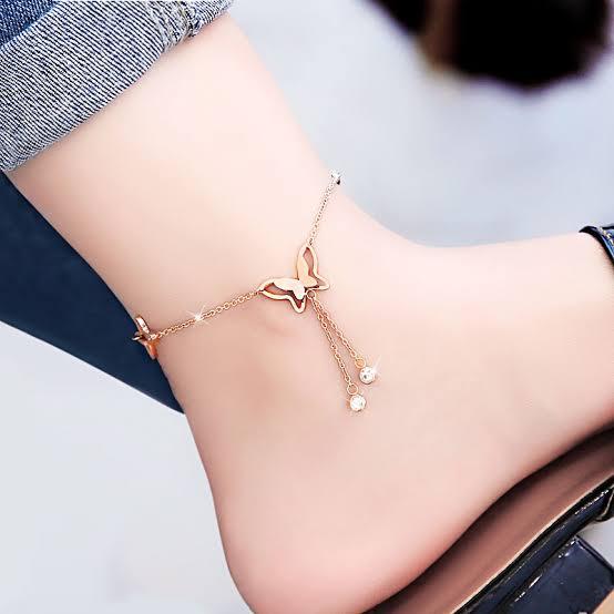 Fancy Anklet