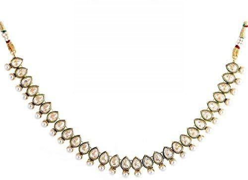 Reverse American Diamond Necklace