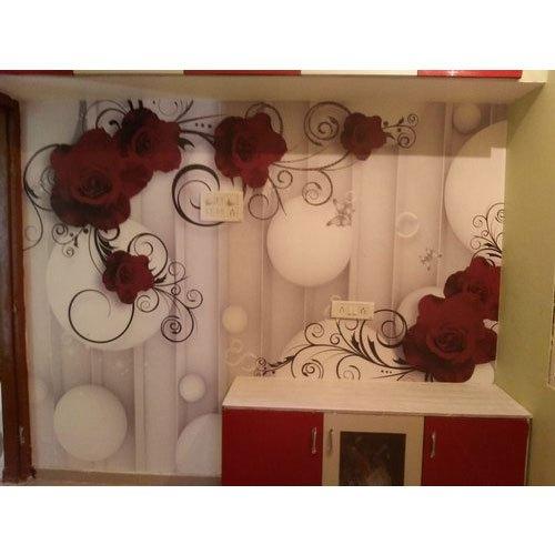PVC Modern Wallpaper