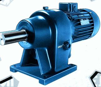 Three Phase AC Geared Motor