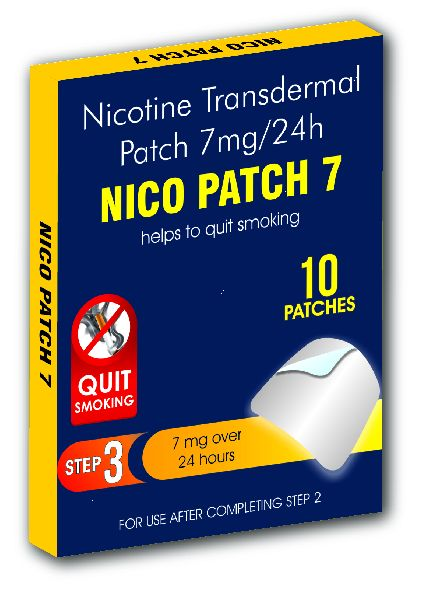 Nicotine Transdermal Patch