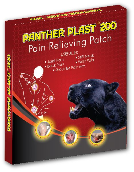 Panther Plast 200 Patch