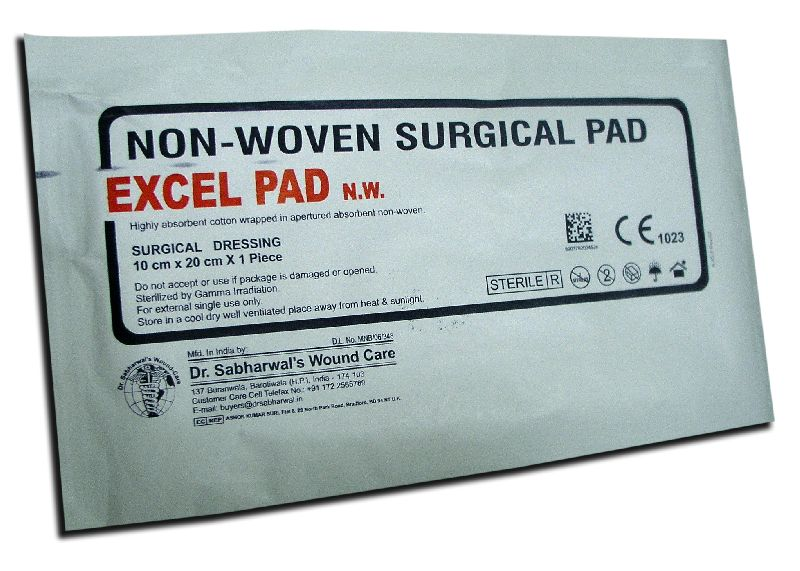 Sterile Surgical Pad