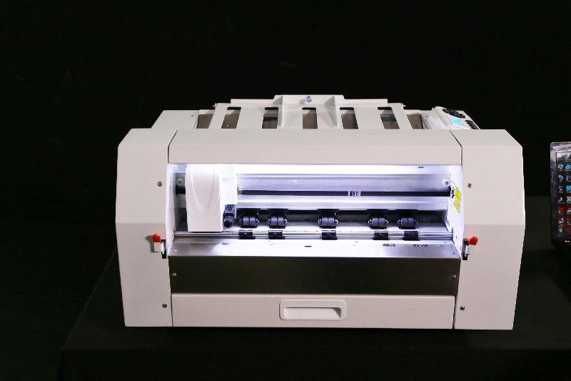 Sheet Label Cutter Machine