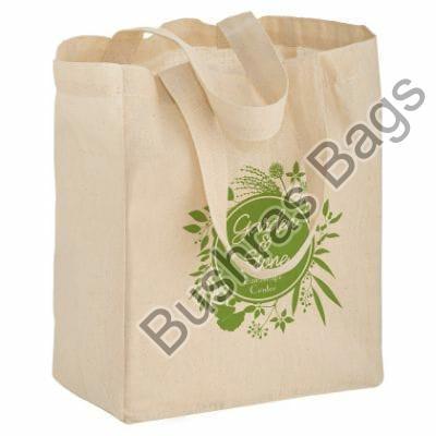 Cotton Printed Shopping Bag