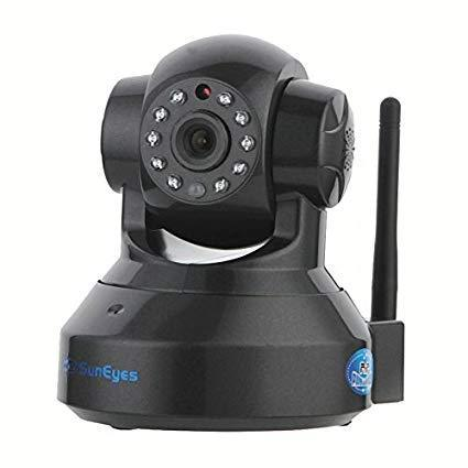 Hikvision Wireless Robot IP Camera