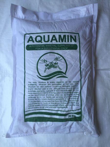 Aquamin Supplement