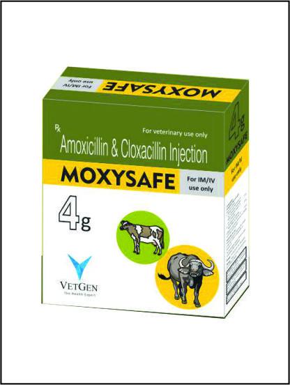 Moxysafe Injection