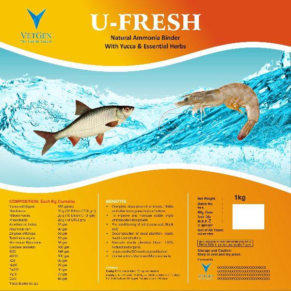 U-Fresh Supplement