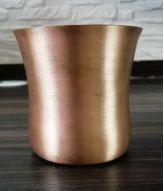 Copper Damru Tumbler