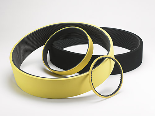 Rubber Belt Rings