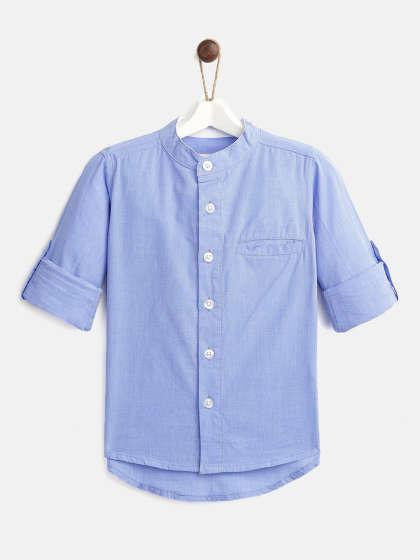 Boys Casual Shirts