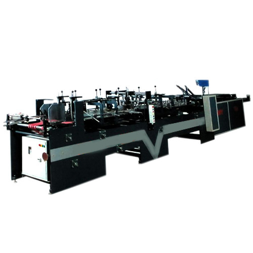 Carton Folding & Gluing Machine
