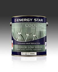 Energy Star Heat Reflective Paint
