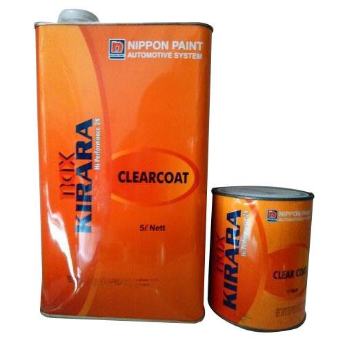 Nax PU Coat Clear