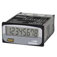 LCD Display Counter