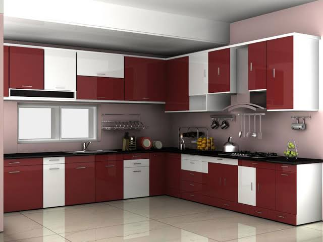 Modular Kitchen Work