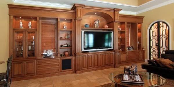 Wood Interior Work