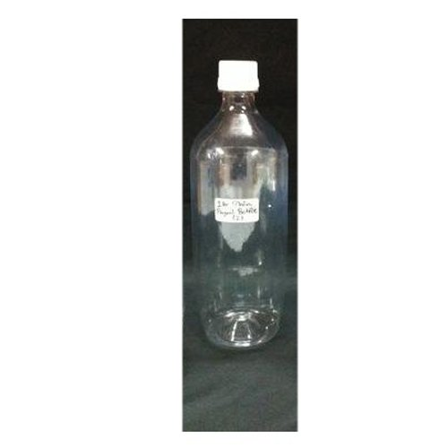 Transparent PET Bottles