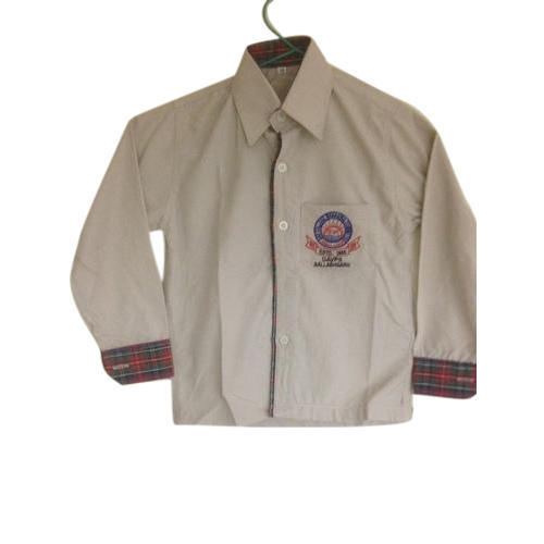 Boys Uniform Shirt