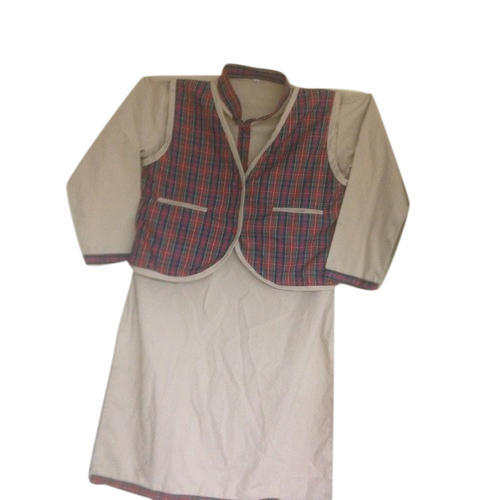 Girls School Uniform Kurti