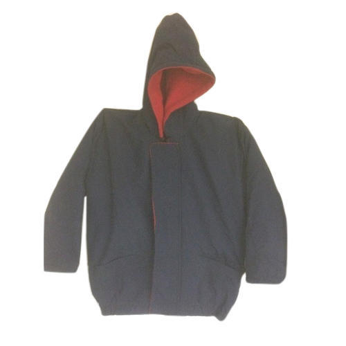Uniform Hooded Jacket