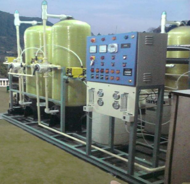 5000 To 10000 LPH Industrial RO Plant