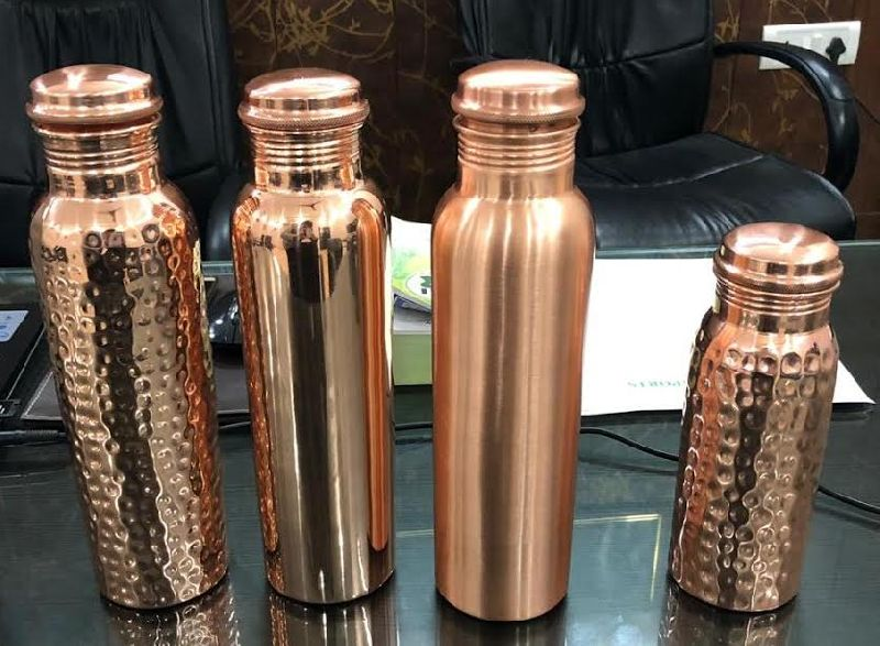 MWE-5182 Leak Proof Copper Water Bottle