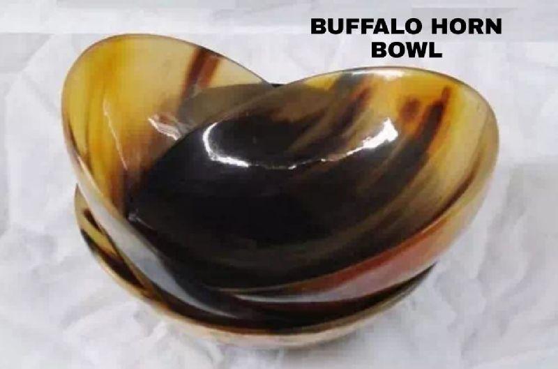 Buffalo Horn Bowl