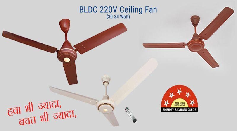 BLDC 220V Ceiling Fan