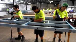 Steel Frame Fabrication