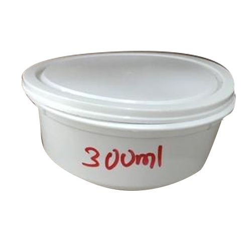 300 ml Disposable Plastic Container