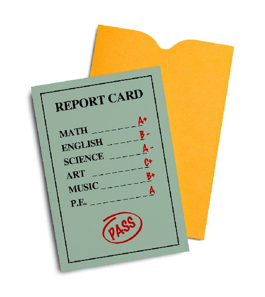 Student Report Card Printing Services