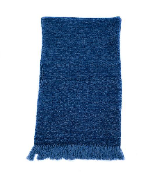 Denim Blue Pashmina Stole