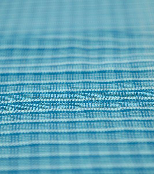 Cerullian Blue Lambswool Scarves