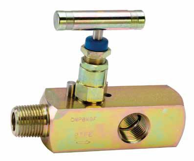 CMP-6000 Carbon Steel Multiport Needle Valve