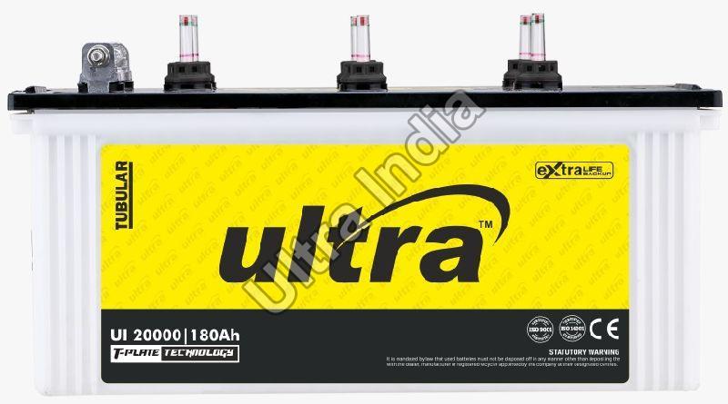 UI 20000 Tubular Battery