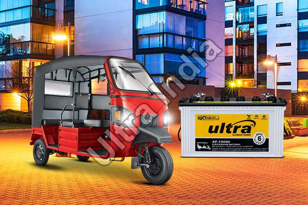 XF 15000 E-Rickshaw Battery